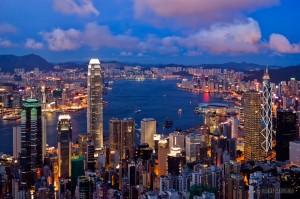 Stedentrip Hong Kong
